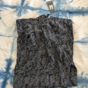 Eileen Fisher Silk tapered pants NWT